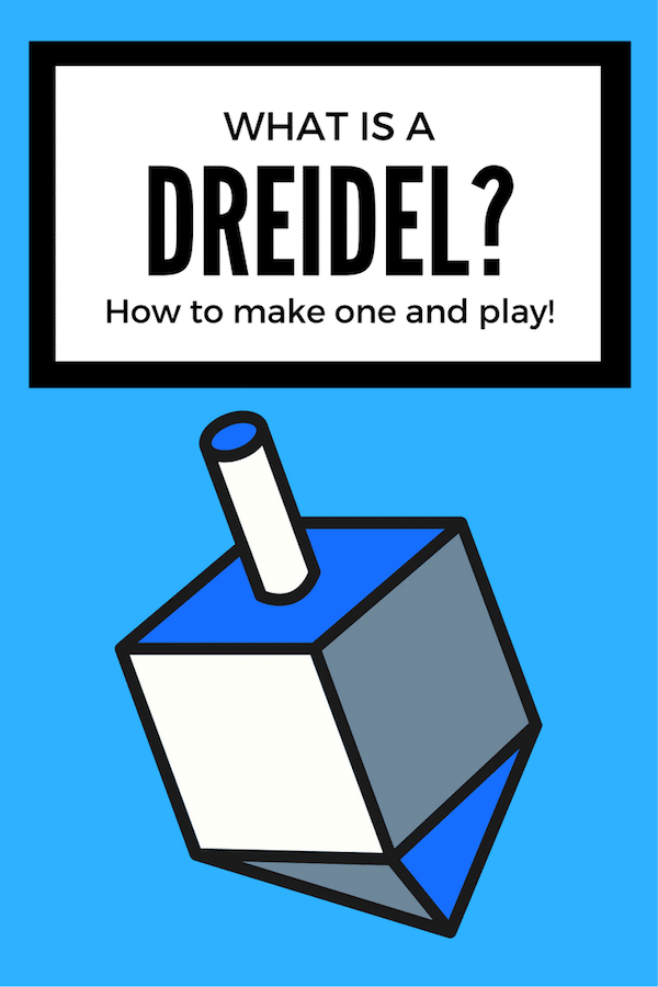 photo regarding How to Play the Dreidel Game Printable referred to as What is a Dreidel? How toward Create and Participate in with this